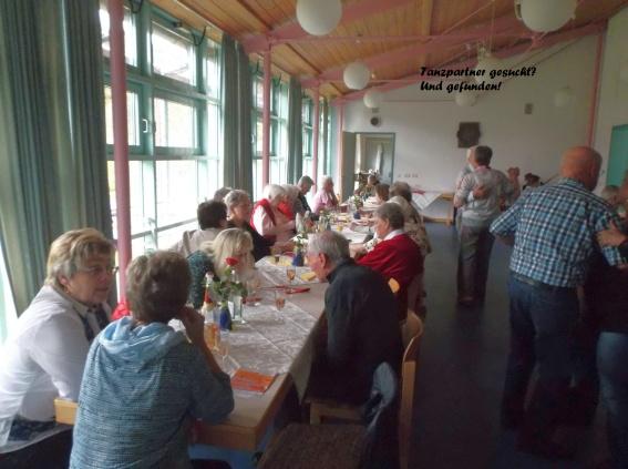 Tanzcafé Rosenhammer 2017