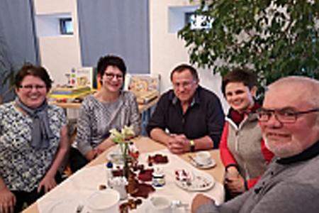 Karin Böhm zu Gast