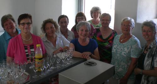 Ehrenamtliche Helferinnen bei SiSoNetz