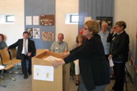 Frau Kramte Vortrag Demenz